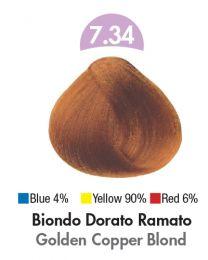 Боя за коса TOCCO MAGICO MultiComplex 7.34 100 мл.