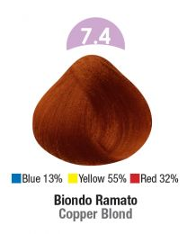 Боя за коса TOCCO MAGICO MultiComplex 7.4 100 мл.