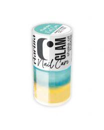 Трифазно масло за нокти дъвка CLARISSA Shake oil bubble 7ml