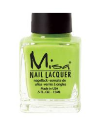 Лак за нокти MISA Lime Love 15 мл.