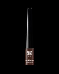 Течна Очна Линия Sane Liquid Definer Cocoa Brown 2.5 мл.