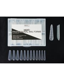ФОРМИ Gothic Almond Professional Nail Forms 120ps