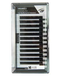 Мигли SECRETLY Premium line 0.05 D 11 мм