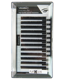 Мигли SECRETLY Premium line 0.15 C 11мм