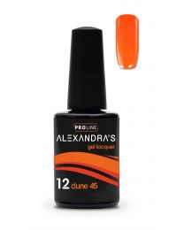 Гел лак ALEXANDRA`S Dune 45 #12