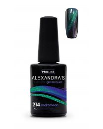 Гел лак ALEXANDRA`S Galaxy Collection Andromeda #214