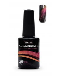 Гел лак ALEXANDRA`S Galaxy Collection Lyra #215