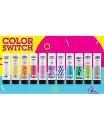 Пигменти за коса TOCCO MAGICO Color Switch Сет 11x150 мл.
