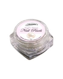 Перли SECRETLY за декорации Nail Pearls Nude Shine 5 гр. Сет 50 бр.