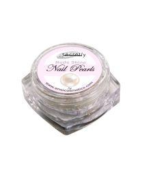 Перли SECRETLY за декорации Nail Pearls Nude Shine 5 гр. 50 бр.