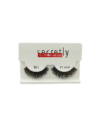 Мигли Цели SECRETLY Style 501 Black Extreme Premium Lashes