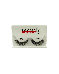 Мигли Цели SECRETLY Style 505 Black Extreme Premium Lashes