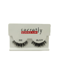Мигли Цели SECRETLY Style 506 Black Extreme Premium Lashes