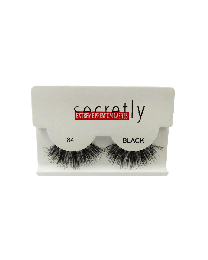 Мигли Цели SECRETLY Style 84 Black Sensual Premium Lashes