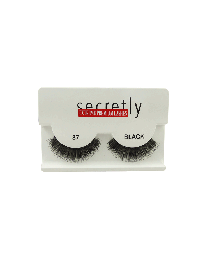 Мигли Цели SECRETLY Style 87 Black Sensual Premium Lashes