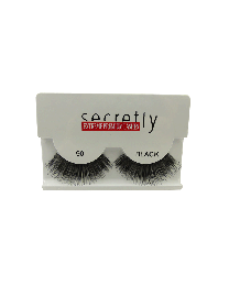 Мигли Цели SECRETLY Style 90 Black Sensual Premium Lashes