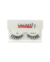 Мигли Цели SECRETLY Style 93 Black Sensual Premium Lashes