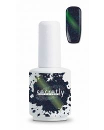 Гел лак Secretly Glitter 5D Cat Eye Chameleon ONYX #192