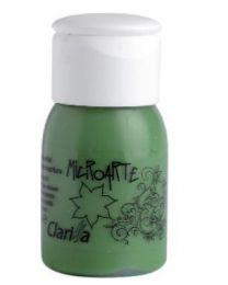 Акрилна боичка Clarissa MICROARTE Verde Medio 30 мл.